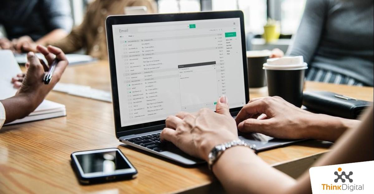 Saiba aqui como criar e-mail marketing em 5 passos