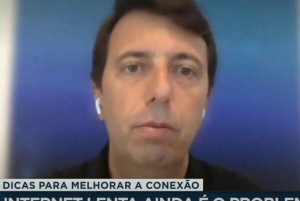 Think Digital - post entrevista Jornal da Band